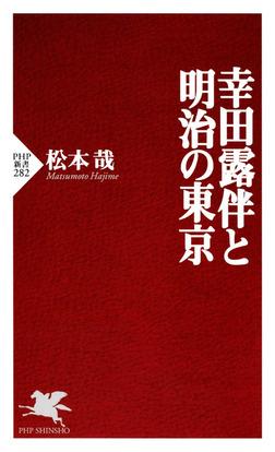 幸田露伴と明治の東京-電子書籍