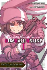 Sword Art Online Alternative Gun Gale Online, Vol. 1