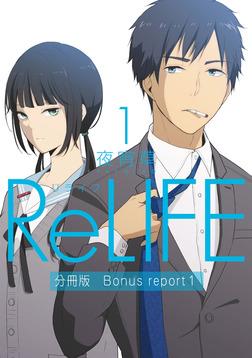 ReLIFE1【分冊版】Bonus report(番外編)-電子書籍