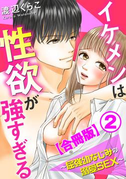 イケメンは性欲が強すぎる~屈強幼なじみの溺愛SEX~【合冊版】2-電子書籍