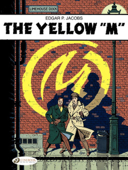 Blake & Mortimer - Volume 1 - The Yellow M