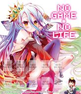 No Game No Life, Vol. 1: Bookshelf Skin [Bonus Item]