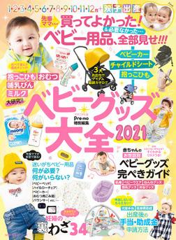 Pre-mo特別編集 ベビーグッズ大全2021-電子書籍