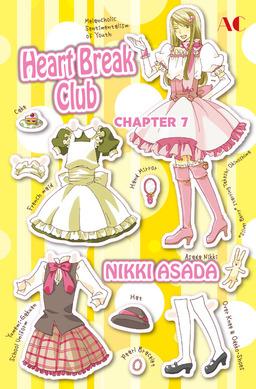 Heart Break Club, Chapter 7