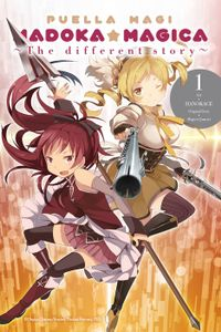 Puella Magi Madoka Magica: The Different Story, Vol. 1