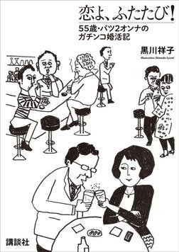 恋よ、ふたたび! 55歳・バツ2女のガチンコ婚活記-電子書籍