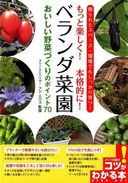 ベランダ菜園おいしい野菜づくりのポイント70 : もっと楽しく!本格的に! 限られたスペース・環境でもしっかり育つ!-電子書籍