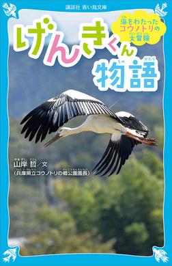 海をわたったコウノトリの大冒険 げんきくん物語-電子書籍