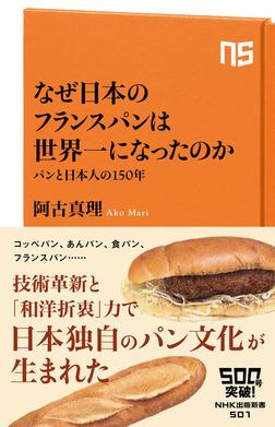 なぜ日本のフランスパンは世界一になったのか パンと日本人の150年-電子書籍