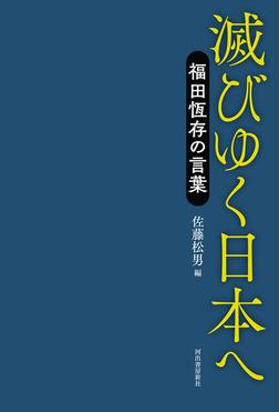 滅びゆく日本へ-電子書籍