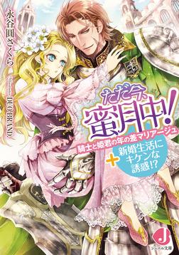 ただ今、蜜月中! 騎士と姫君の年の差マリアージュ+新婚生活にキケンな誘惑!?-電子書籍