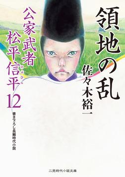 領地の乱 公家武者 松平信平12-電子書籍