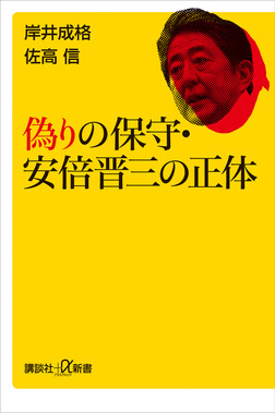 偽りの保守・安倍晋三の正体-電子書籍