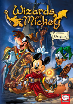 Wizards of Mickey, Vol. 1