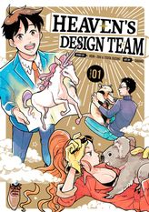 Heaven's Design Team Volume 1