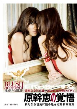 原幹恵写真集『BLUSH accident』-電子書籍