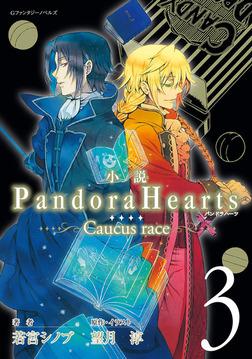 小説 PandoraHearts ~Caucus race 3~-電子書籍
