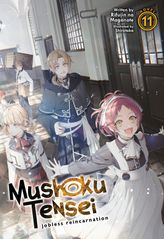 Mushoku Tensei: Jobless Reincarnation Vol. 11