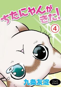 ちたにゃんがきた!4-電子書籍