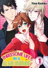 Threesome Life in an All Gay Apartment 1
