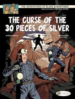Blake & Mortimer - Volume 14 - The Curse of the 30 Pieces of Silver (Part 2)-電子書籍