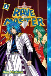 Rave Master Volume 5