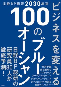 日経BP総研2030展望 ビジネスを変える100のブルーオーシャン-電子書籍