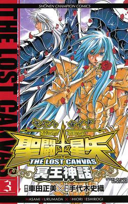 聖闘士星矢 THE LOST CANVAS 冥王神話 3-電子書籍