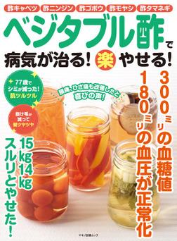 ベジタブル酢で病気が治る!(楽)やせる!-電子書籍