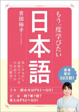 もう一度学びたい 日本語-電子書籍