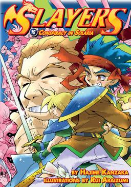 Slayers: Volume 10