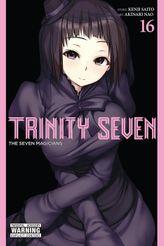 Trinity Seven, Vol. 16