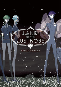 Land of the Lustrous Volume 9